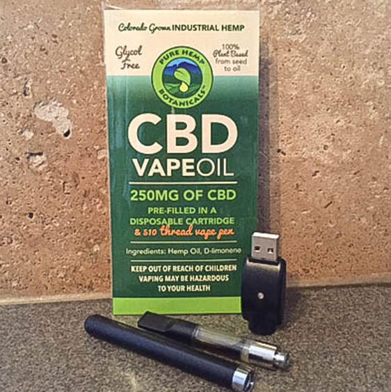 **Get a FREE Pure Hemp Botanicals CBD Vape Oil starter kit with the purchase of your bulk order of Pure Science Lab CBD Oil Capsules!!**