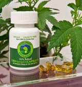 Pure Hemp Botanicals CBD Oil Capsules