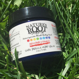 Hemp CBD Pain Salve