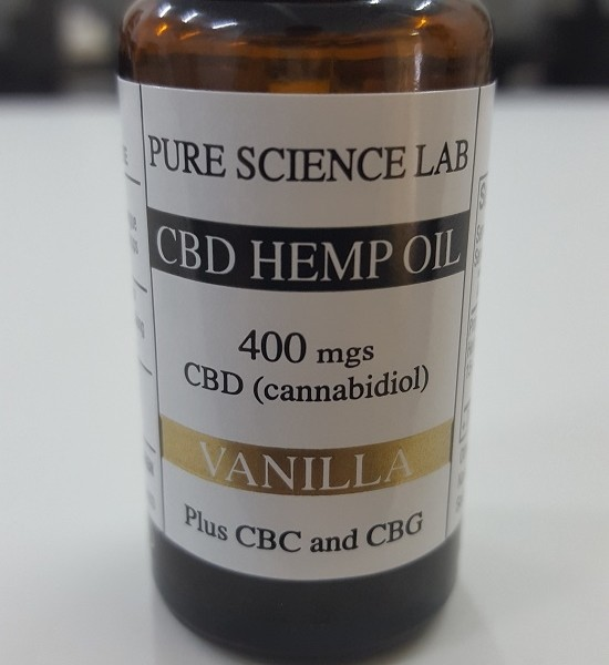 Bulk Order - 4800 mgs CBD Organic Hemp Oil - Pure Science Lab