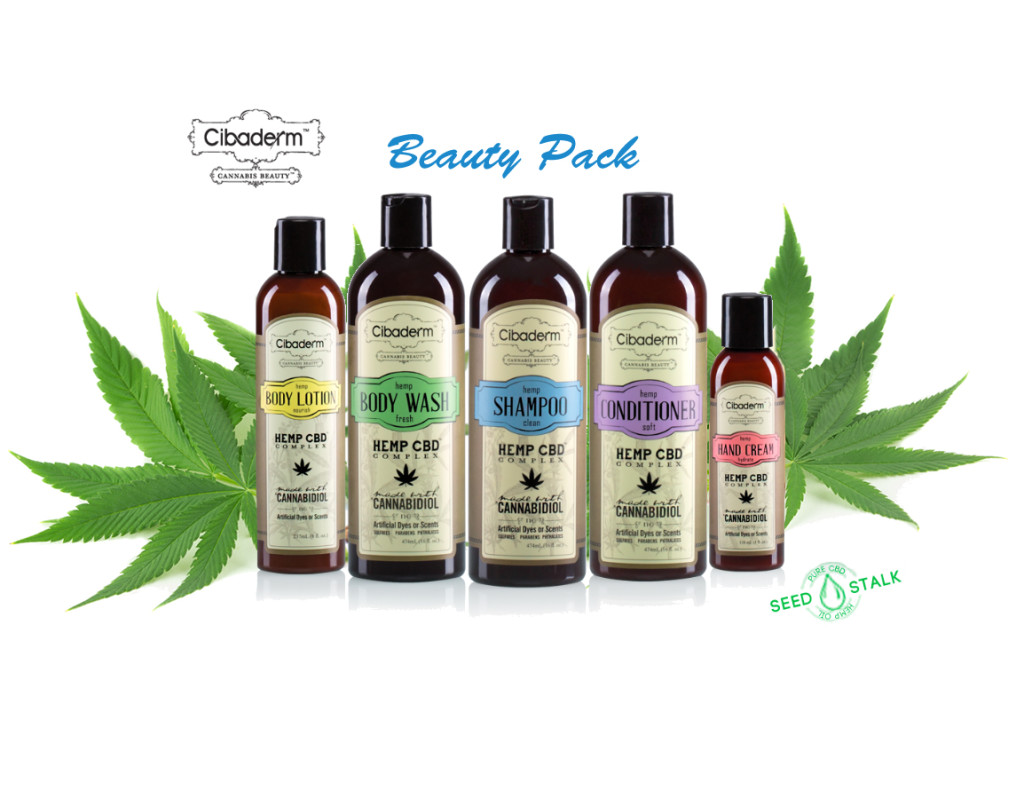 Cibaderm Beauty Pack